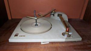 Grundig 59M20 Turntable