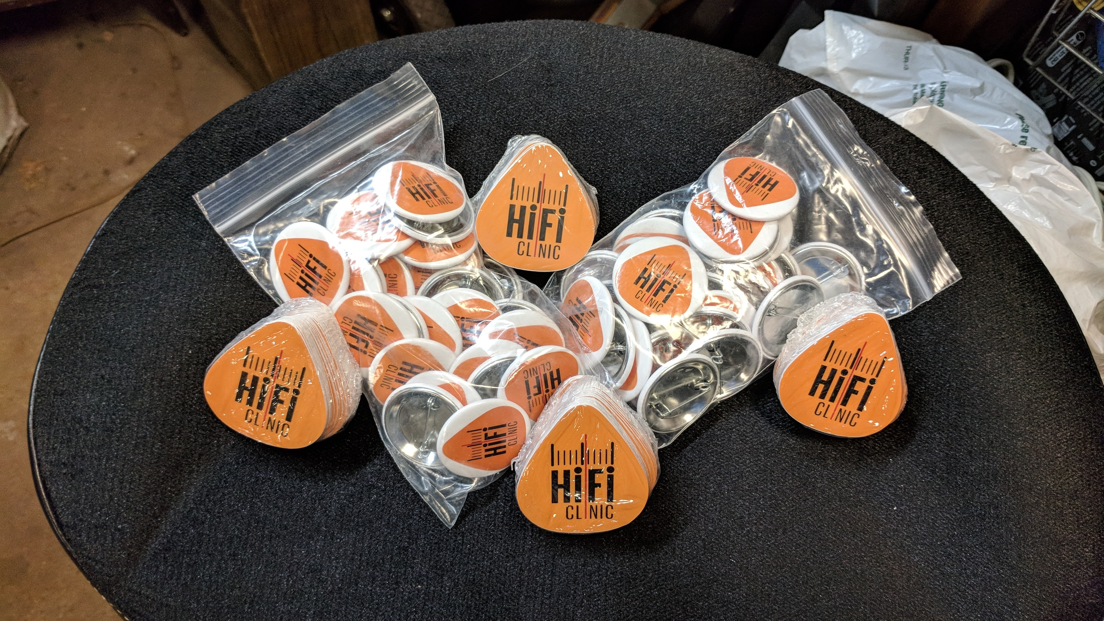HiFi Clinic Swag Shop