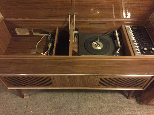 How to choose a vintage stereo console