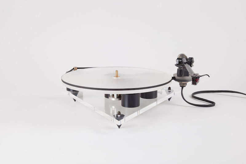 Vinyl District Vintage Turntable