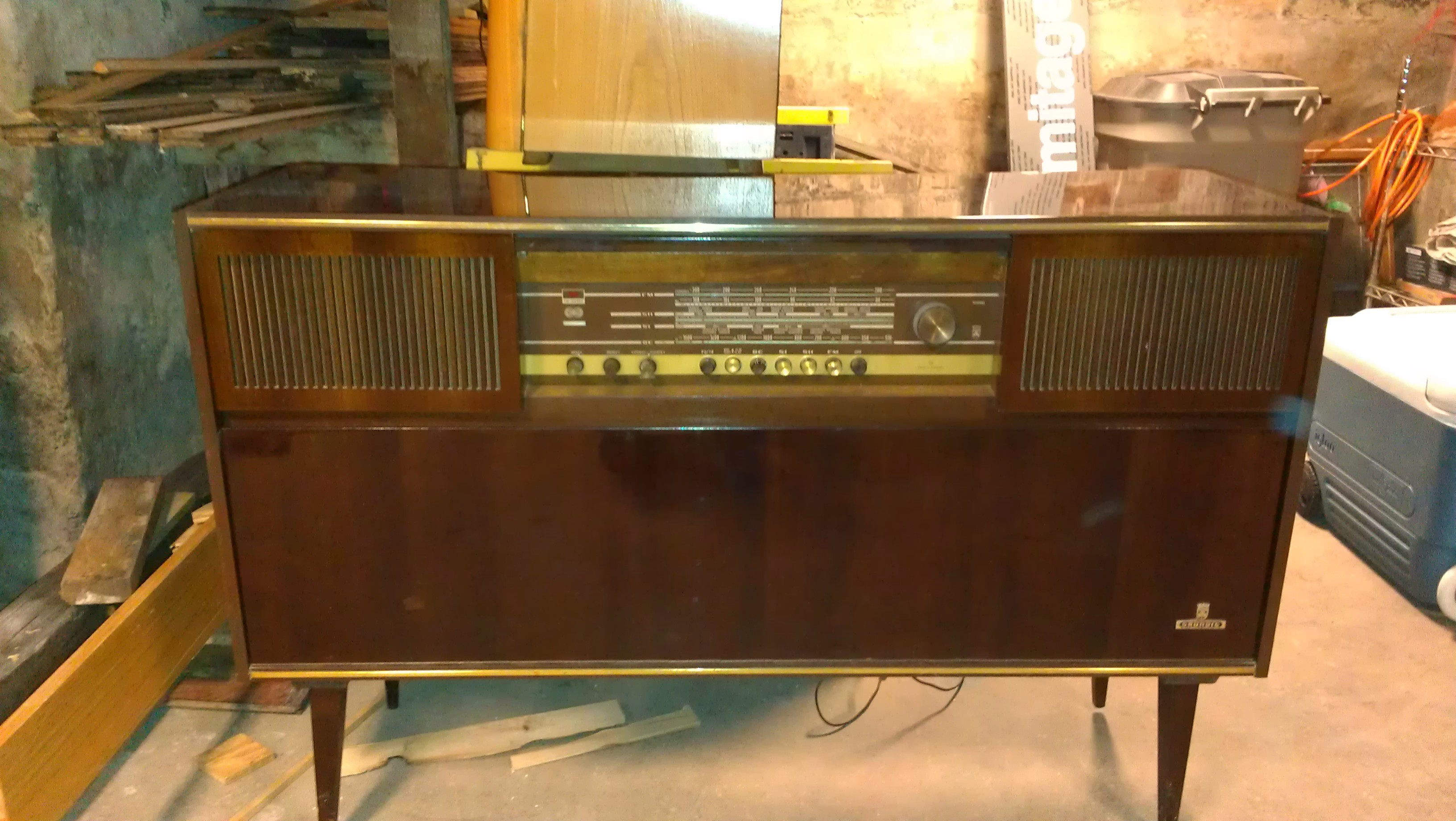 Selling Vintage Grundig Stereo Console | HiFi Clinic