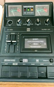 Grundig Rosita KL 3800 Cassette