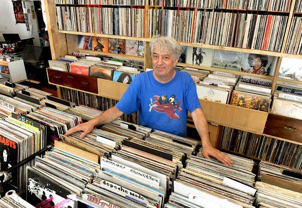 Vinyl Shops in Köln