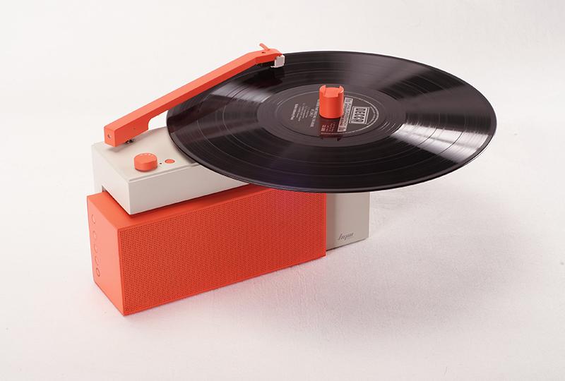 Portable Turntable Kickstarter