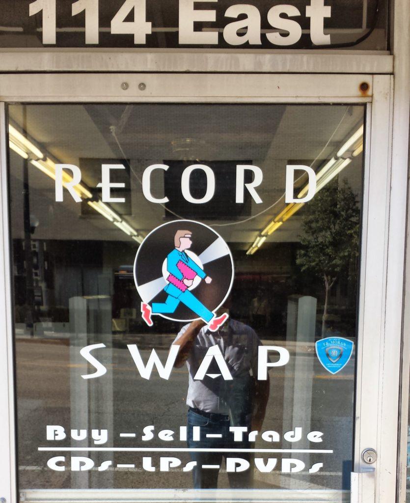 Record Swap History