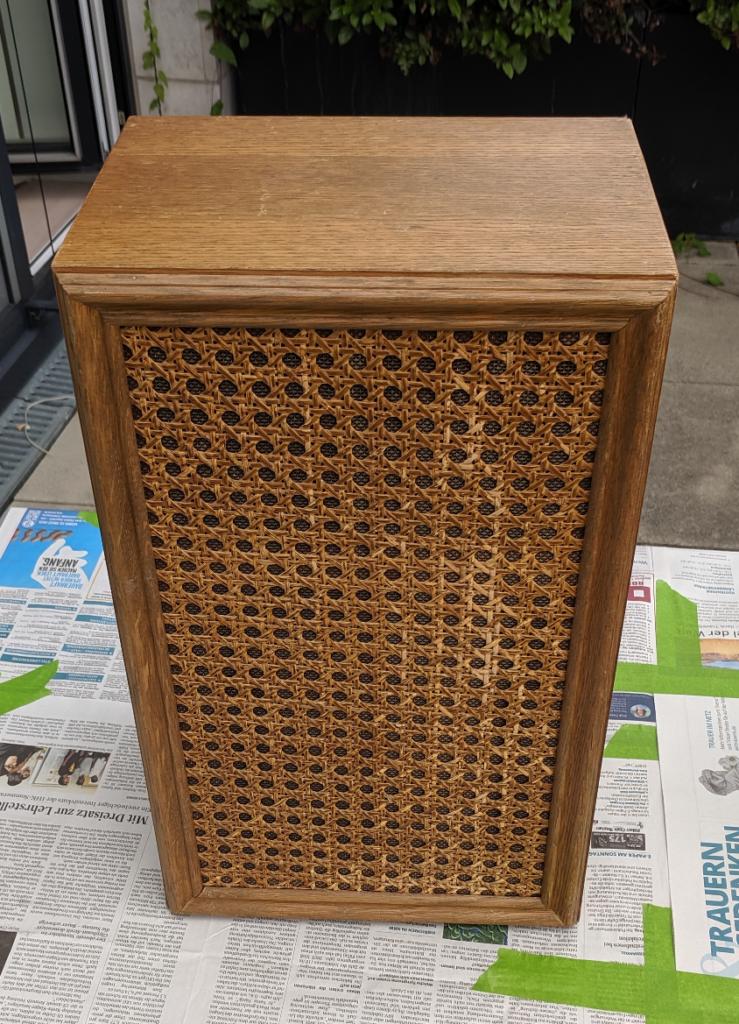 Rosita Box 270 HiFi Speakers